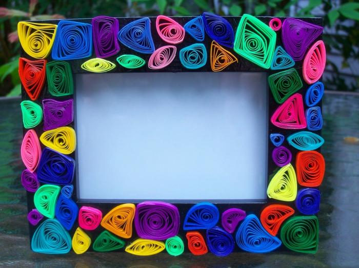Proyecto de bricolaje: haz una foto en tu propio marco y decora