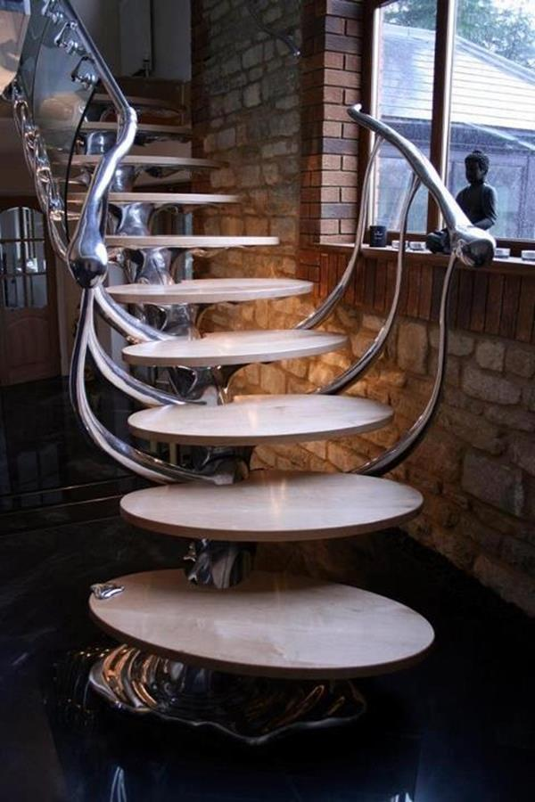 Design escalier d'origine interne