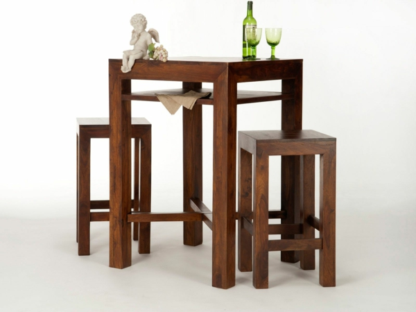Bar Table-tabouret-Idee