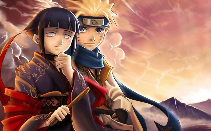 images d'anime Naruto et Hinata cool