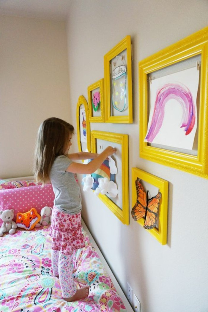 Deco Nursery for-the-little-artiste