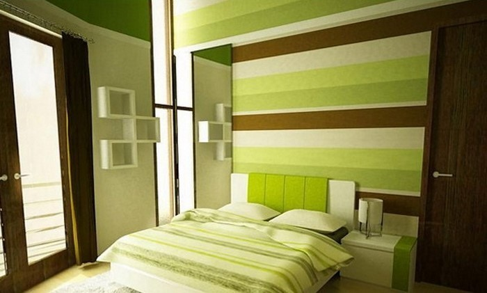 Culori pentru dormitor A-Creative Decizie
