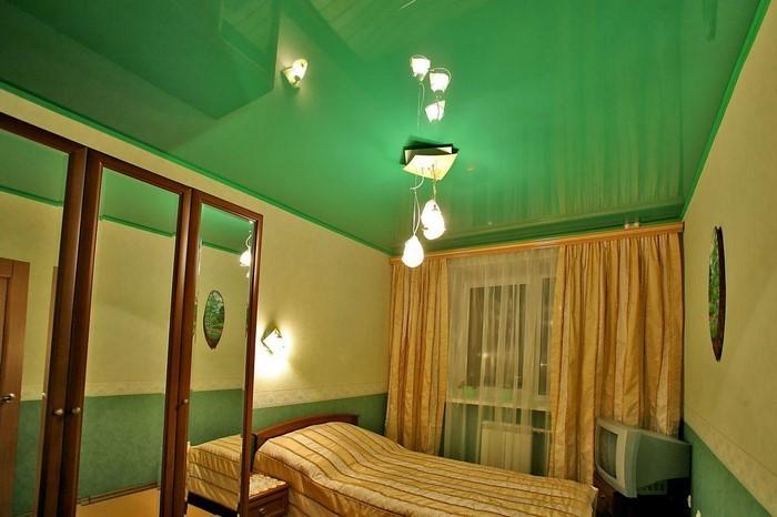 Culori pentru camera verde o artă creativă