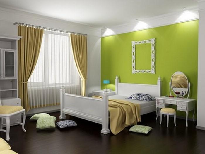 colori per l'interno verde-a-superior