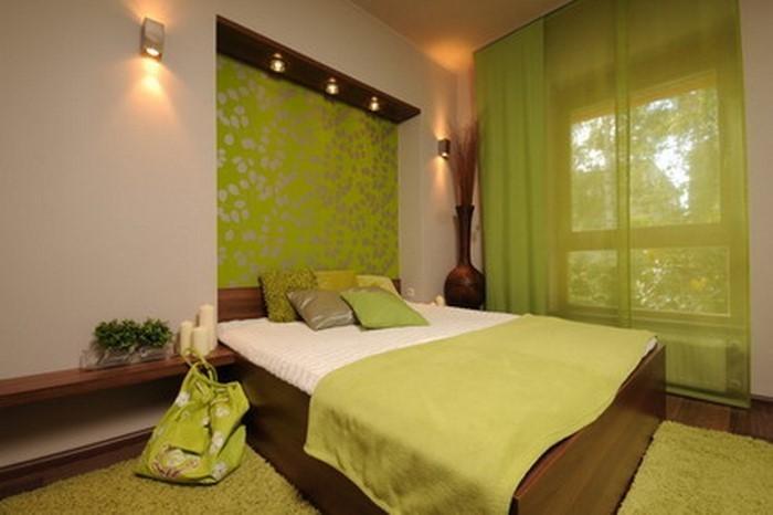 Colori per la stanza interna verde-A-incredibile