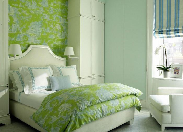 Culori Sala de design verde