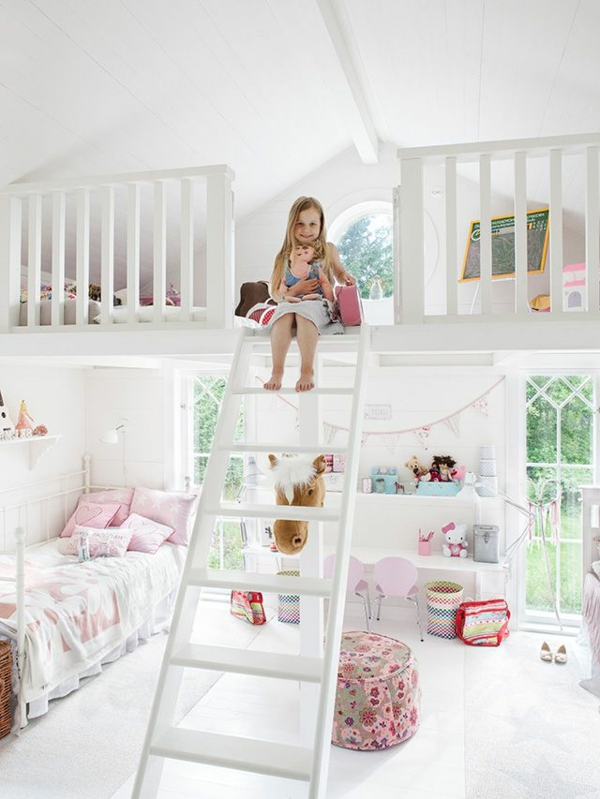 --- lits avec-belle-design superposés Nursery Furniture