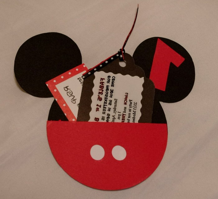 Orejas de Mickey Mouse-la-Post