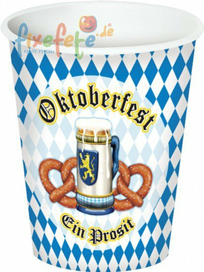 Octoberfest article Tasse Oktoberfest-266-ml