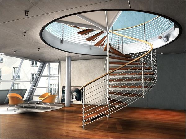 conception -Spindeltreppe-in-home-have-moderne