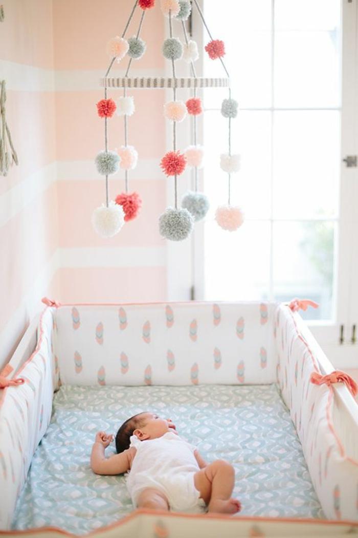 baby room girl 130 ideas para el estilo de ni a. Black Bedroom Furniture Sets. Home Design Ideas