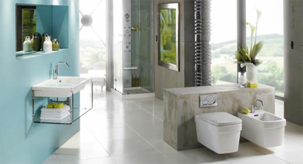 57 kaunista ideoita kylpyhuoneen sisustukseen for Gamer zimmer deko