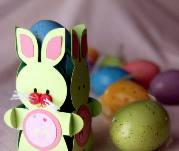 Ideas-pascua-creativas ideas de manualidades para el color-selbermachen-eggs--