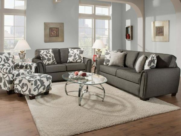 100 ideas fantásticas para salas de estar elegantes!
