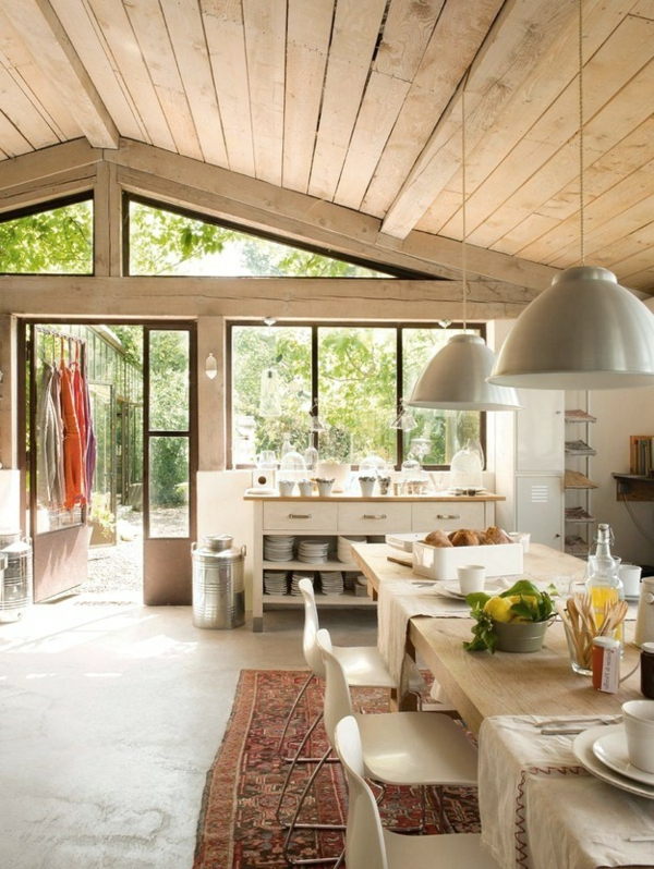 bright-kitchen-in-french-country-style-wooden-boards