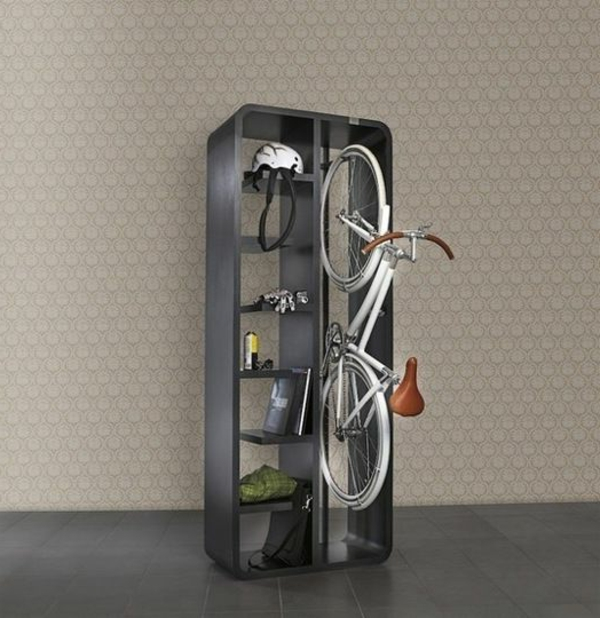 -modern- storage ideas-for-bikes-at-home