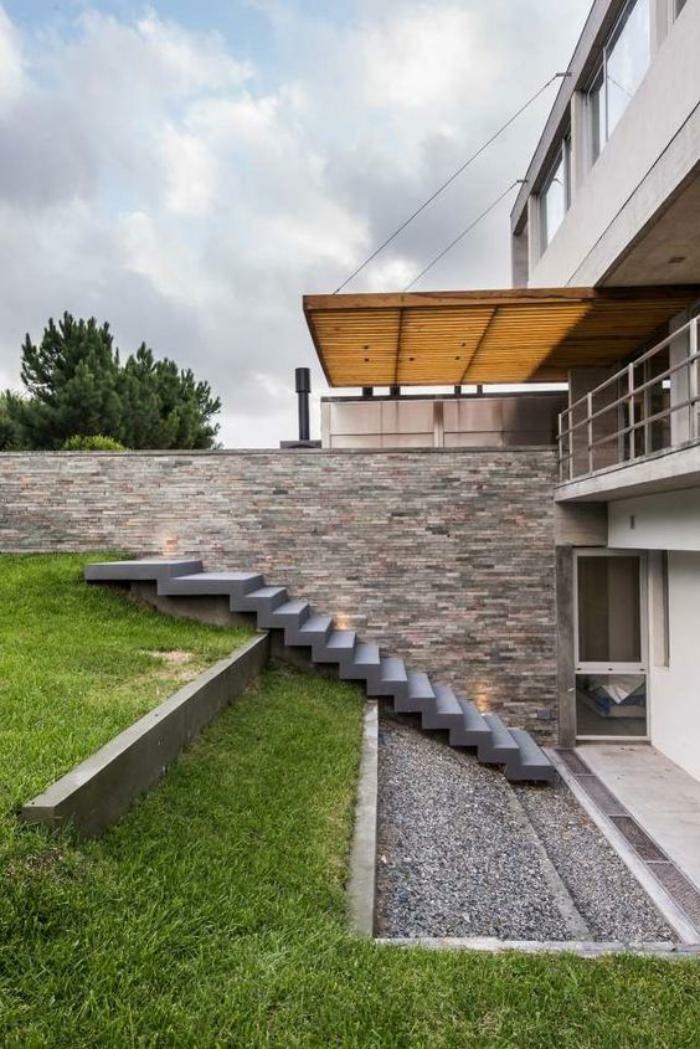 Design de jardin moderne: 110 idées inspirantes en images