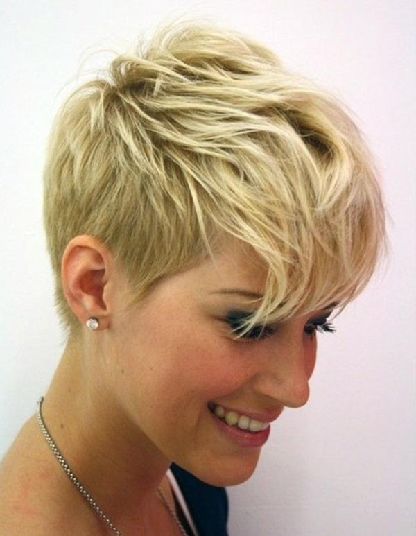 Frizure moderne kratke Kratke frizure