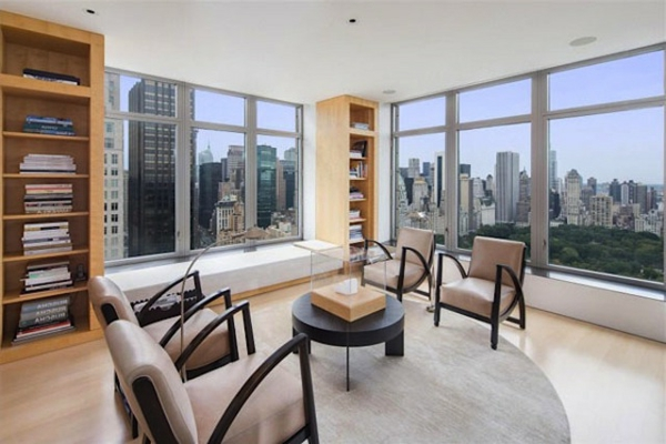 modernes_Penthouse_new_york_city-עיצוב-רעיון