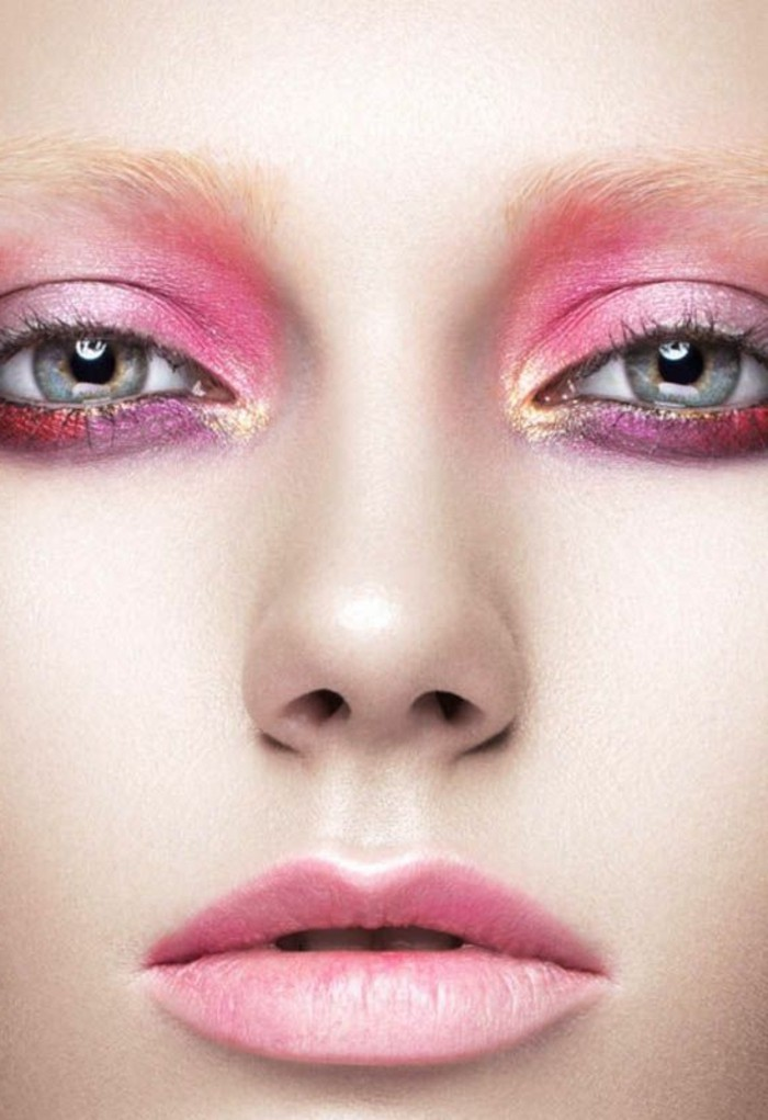 Tendencias de maquillaje de año nuevo para una mirada encantadora