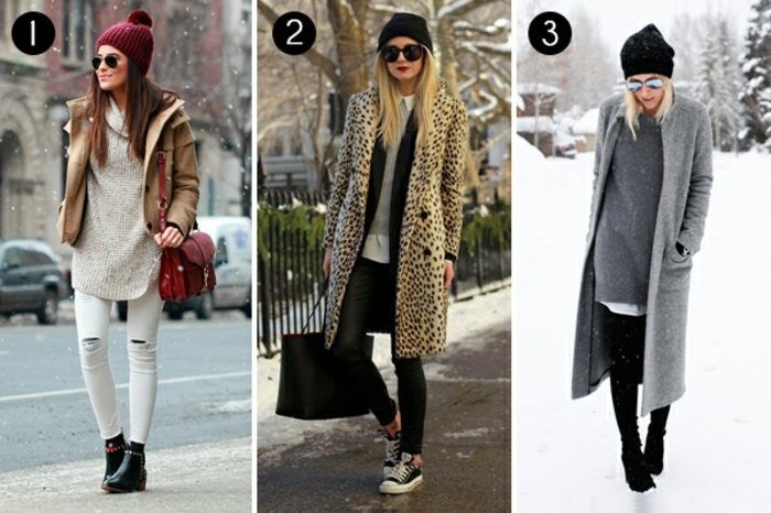 Smart Casual Women Trendy Ideas Atracción este año Winter Outfits 2017 Hat Coat