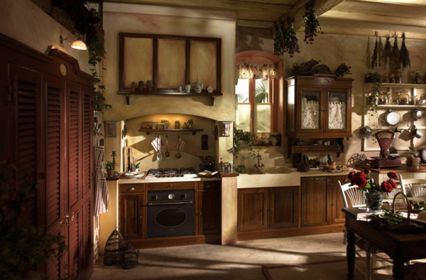 beautiful-kitchen-in-the-country-style-design